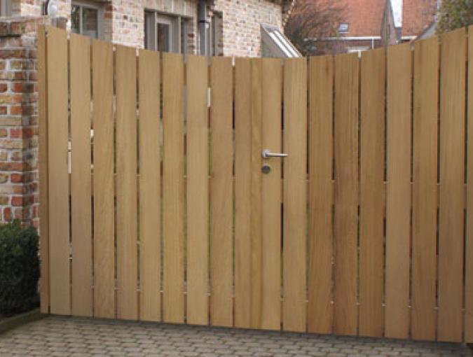 Burton dubbele poort