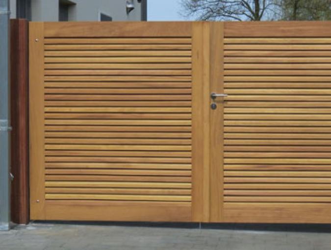 Madrid dubbele poort